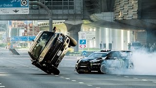 KEN BLOCK'S GYMKHANA EIGHT: ULTIMATE EXOTIC PLAYGROUND; DUBAI
